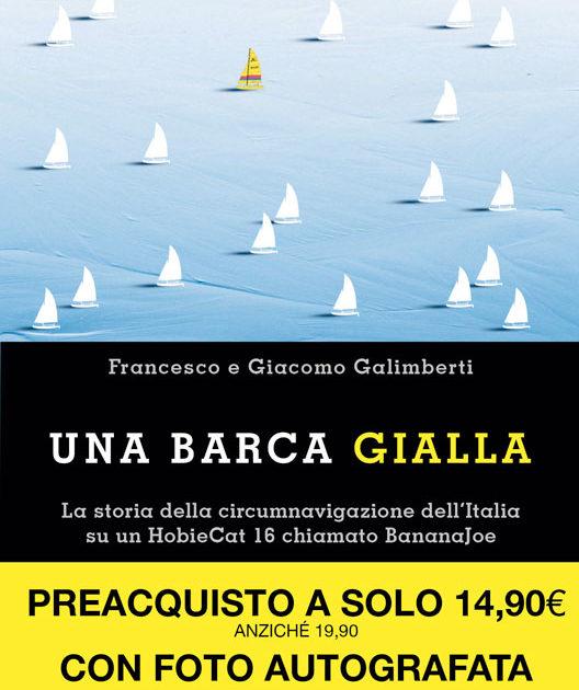 COVERunabarcagialla-FRONTE-preacquisto-vividolomiti-disgeli-books